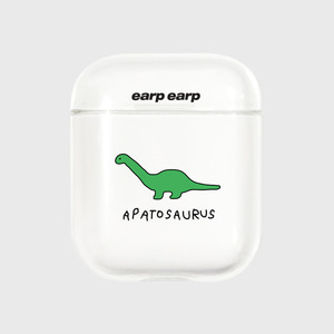 Apatosaurus-clear(Air pods)