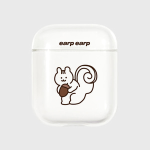 Squirrel-clear(Air pods)