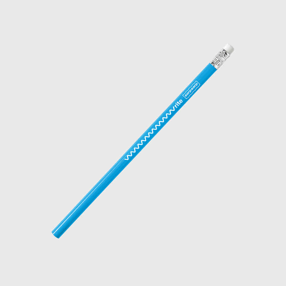 signature pencil-blue
