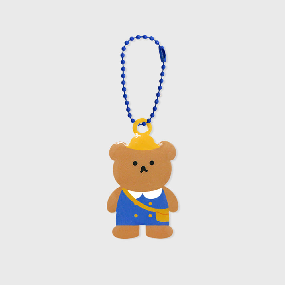 Little bear bag(PVC키링)