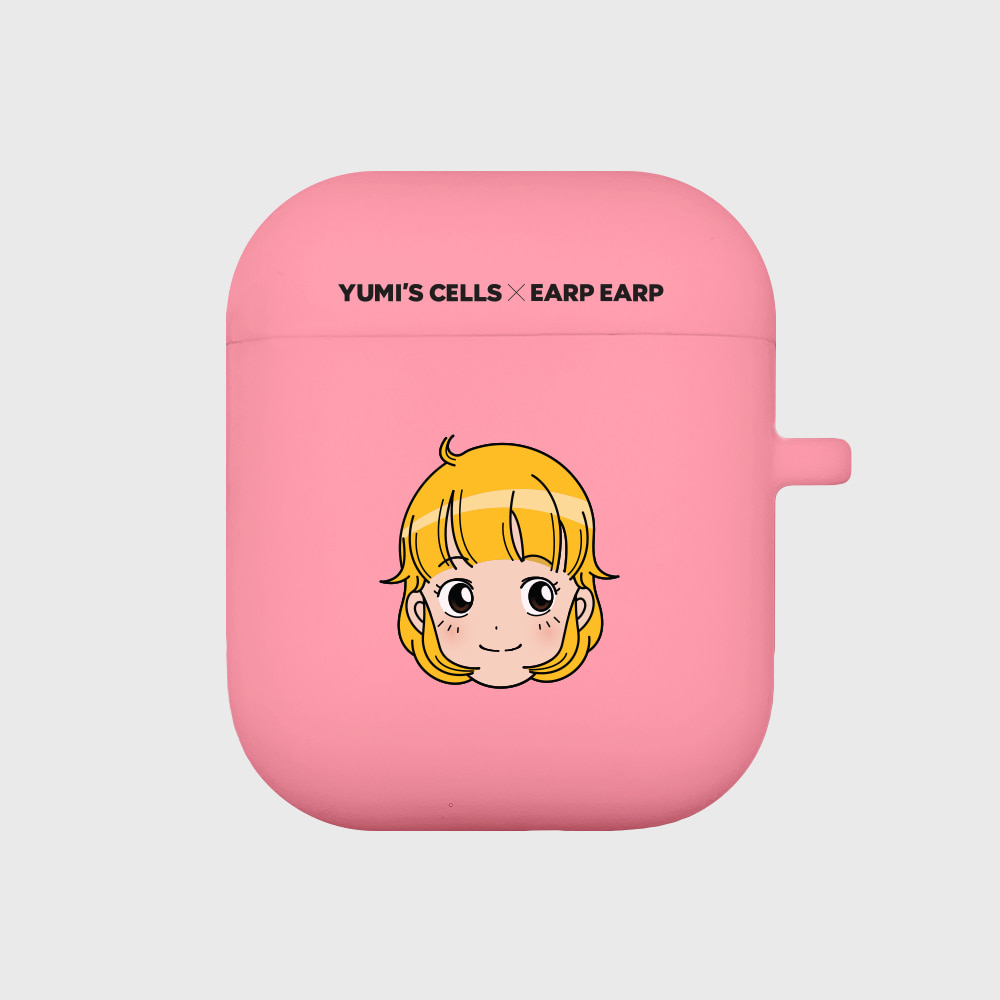 yumi cell-pink(Air pods)