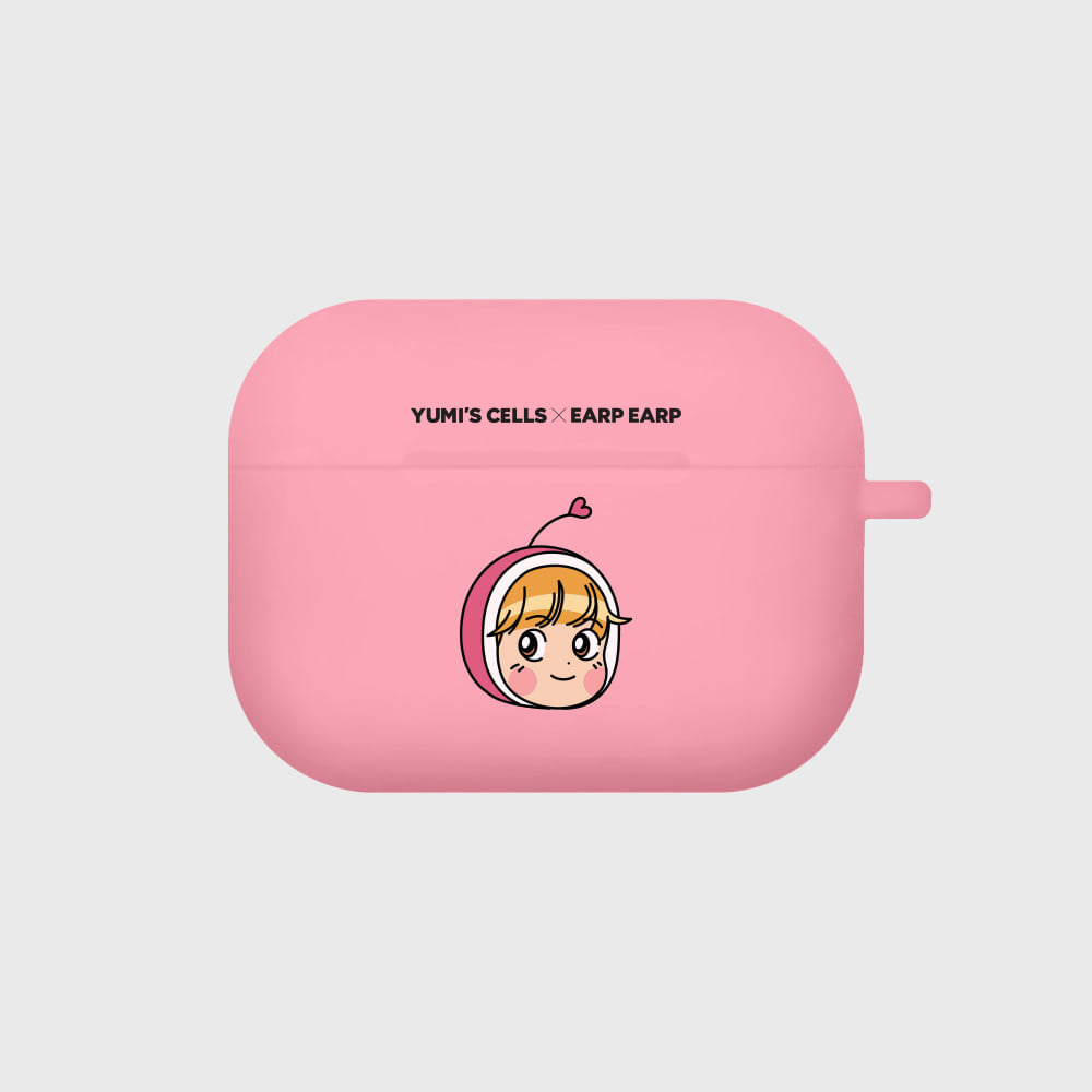 Love cell-pink(Air pods pro case)